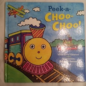 Peek-a-Choo-Choo! Book